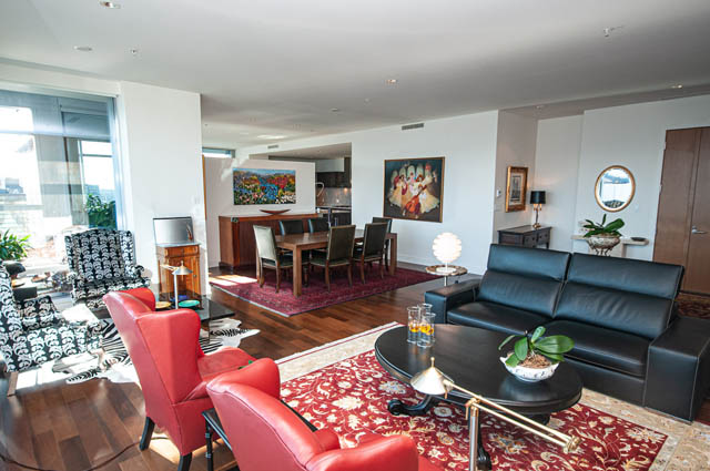 vacation condo for rent in vancouver